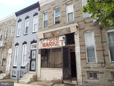 2686 Wilkens Avenue, Baltimore, MD 21223 - #: MDBA2003172
