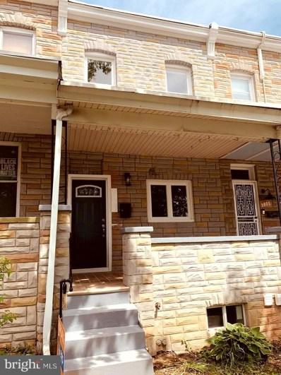 3807 Conduit Avenue, Baltimore, MD 21211 - #: MDBA2003216
