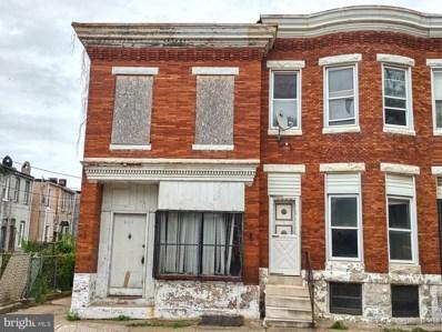 825 N Payson Street, Baltimore, MD 21217 - #: MDBA2003224