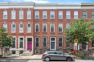 1814 N Calvert Street, Baltimore, MD 21202 - #: MDBA2003284