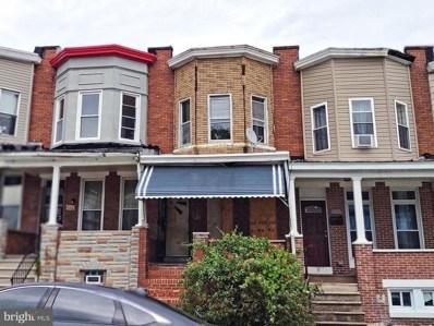 1731 N Pulaski Street, Baltimore, MD 21217 - #: MDBA2003298