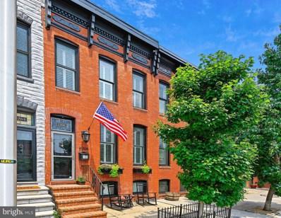 3206 Hudson Street, Baltimore, MD 21224 - #: MDBA2003416