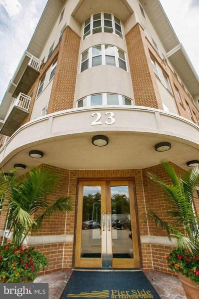 23 Pierside Drive UNIT 402, Baltimore, MD 21230 - #: MDBA2003434