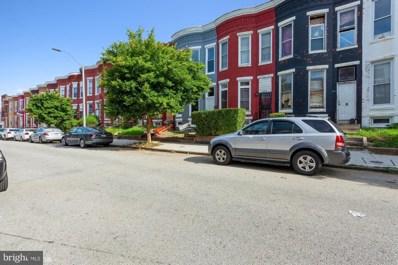 530 E 23RD Street, Baltimore, MD 21218 - #: MDBA2003468