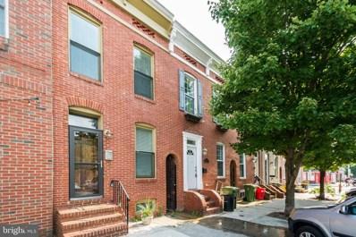 11 E Randall Street, Baltimore, MD 21230 - #: MDBA2003542
