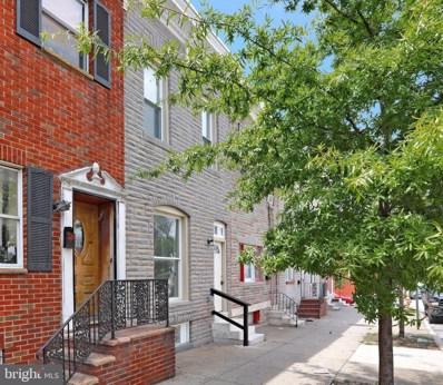18 S Highland Avenue, Baltimore, MD 21224 - #: MDBA2003544