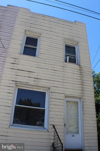 403 Cambria Street, Baltimore, MD 21225 - #: MDBA2003604