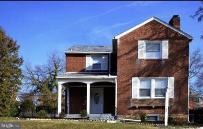 3605 Dennlyn Road, Baltimore, MD 21215 - #: MDBA2003618