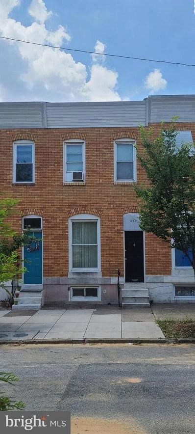 642 S Macon Street, Baltimore, MD 21224 - #: MDBA2003640