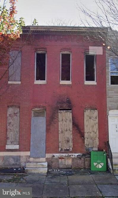 2027 W Lanvale Street, Baltimore, MD 21217 - #: MDBA2003664