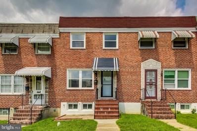 4308 Roberton Avenue, Baltimore, MD 21206 - #: MDBA2003710