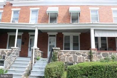 111 N Monastery Avenue, Baltimore, MD 21229 - #: MDBA2003718