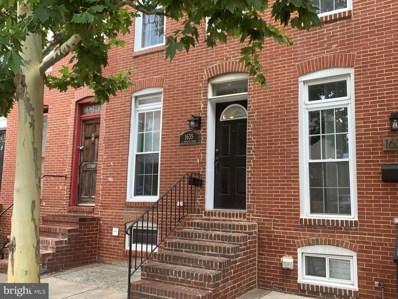 1635 S Hanover Street, Baltimore, MD 21230 - #: MDBA2003728