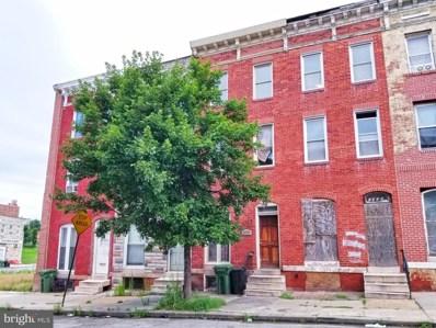 1332 W Lafayette Avenue, Baltimore, MD 21217 - #: MDBA2003730