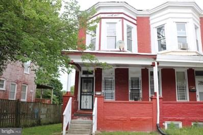 3610 Old Frederick Road, Baltimore, MD 21229 - #: MDBA2003736