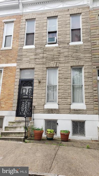 1941 W Lexington Street, Baltimore, MD 21223 - #: MDBA2003754