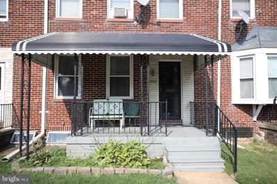 3512 Erdman Avenue, Baltimore, MD 21213 - #: MDBA2003772