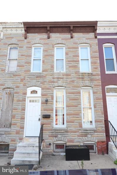 1520 N Wolfe Street, Baltimore, MD 21213 - #: MDBA2003842