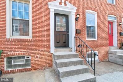 1617 Patapsco Street, Baltimore, MD 21230 - #: MDBA2003908
