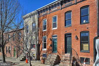 338 S Collington Avenue, Baltimore, MD 21231 - #: MDBA2003918