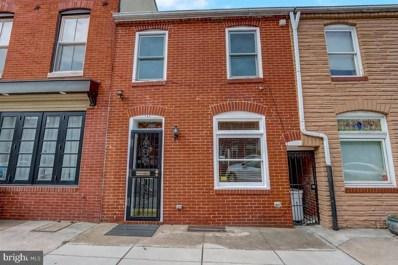 2213 Essex Street, Baltimore, MD 21231 - #: MDBA2003972