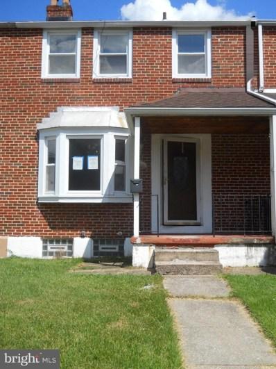 5731 Maplehill Road, Baltimore, MD 21239 - #: MDBA2003974