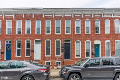 1510 Boyle Street, Baltimore, MD 21230 - #: MDBA2003992