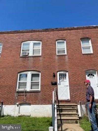 3818 Fairhaven Avenue, Baltimore City, MD 21226 - #: MDBA2004034