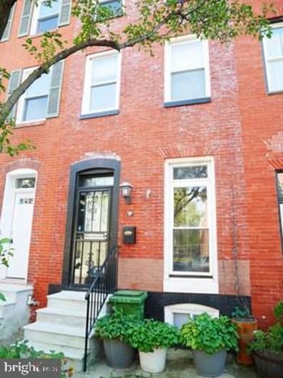 1615 Bank Street, Baltimore, MD 21231 - #: MDBA2004054