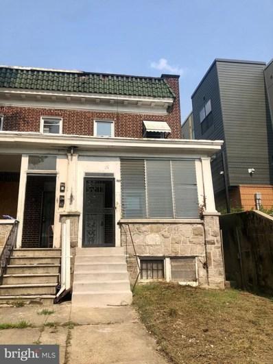 1909 Braddish Avenue, Baltimore, MD 21216 - #: MDBA2004060