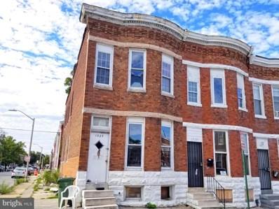 1927 Mosher Street, Baltimore, MD 21217 - #: MDBA2004062