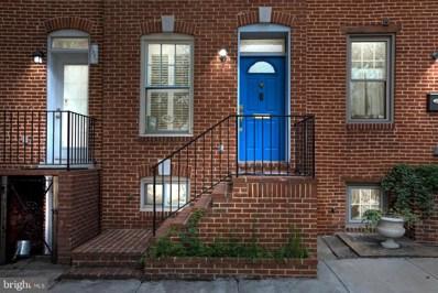 1529 Byrd Street, Baltimore, MD 21230 - #: MDBA2004088