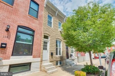 102 S Clinton Street, Baltimore, MD 21224 - #: MDBA2004096
