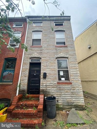 114 S Arlington Avenue, Baltimore, MD 21223 - #: MDBA2004104