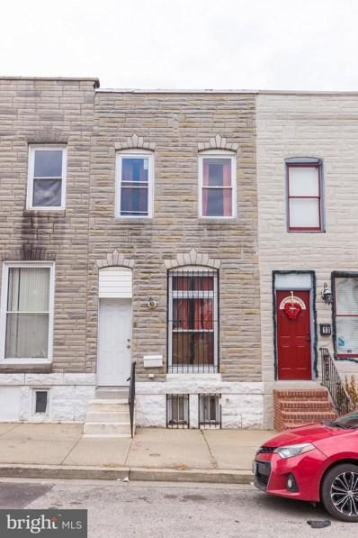 8 N Clinton Street, Baltimore, MD 21224 - #: MDBA2004114