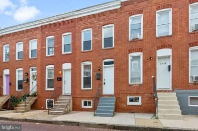 1708 Latrobe Street, Baltimore, MD 21202 - #: MDBA2004136