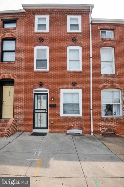 529 S Chester Street, Baltimore, MD 21231 - #: MDBA2004140