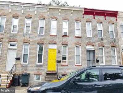 336 S Woodyear Street, Baltimore, MD 21223 - #: MDBA2004150