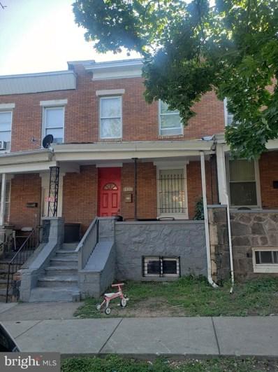 1106 N Kenwood Avenue, Baltimore, MD 21213 - #: MDBA2004156