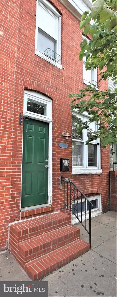 3413 Mount Pleasant Avenue, Baltimore, MD 21224 - #: MDBA2004158