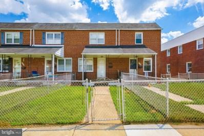 1333 Medfield Avenue, Baltimore, MD 21211 - #: MDBA2004216