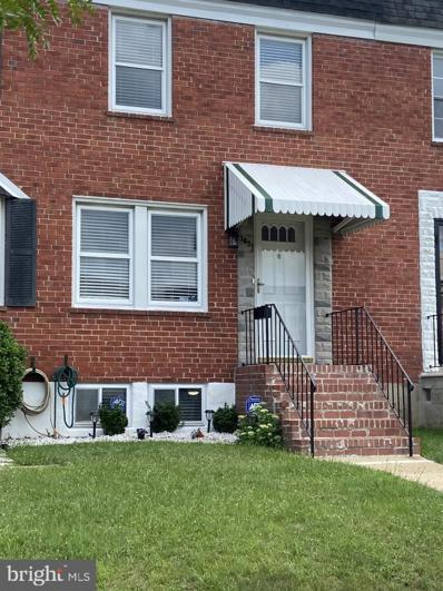 3851 Elmora Avenue, Baltimore, MD 21213 - #: MDBA2004236