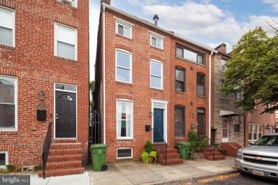23 W West Street, Baltimore, MD 21230 - #: MDBA2004246