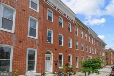 1408 William Street, Baltimore, MD 21230 - #: MDBA2004252