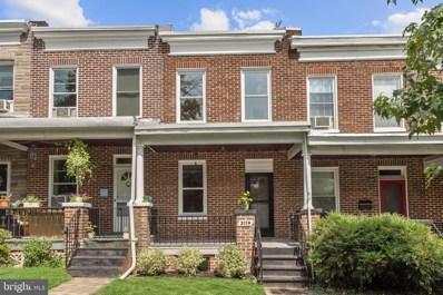 3119 Crittenton Place, Baltimore, MD 21211 - #: MDBA2004254