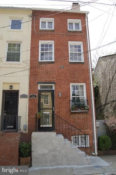 704 Tessier Street, Baltimore, MD 21201 - #: MDBA2004266