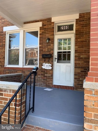 2860 Mayfield Avenue, Baltimore, MD 21213 - #: MDBA2004300