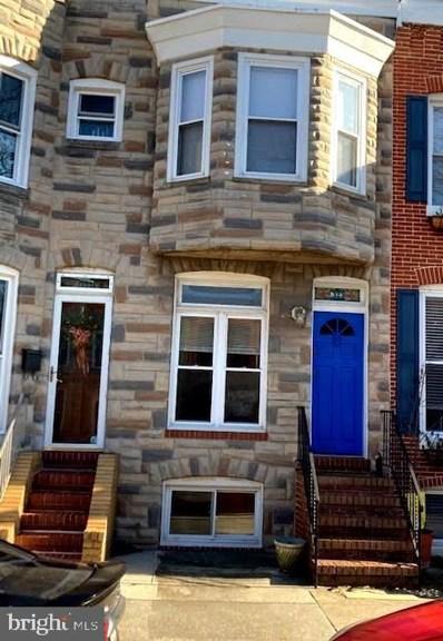 1323 Andre Street, Baltimore, MD 21230 - #: MDBA2004304