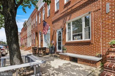 1333 Hull Street, Baltimore, MD 21230 - #: MDBA2004328