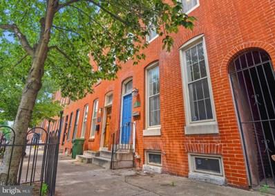1428 S Hanover Street, Baltimore, MD 21230 - #: MDBA2004372
